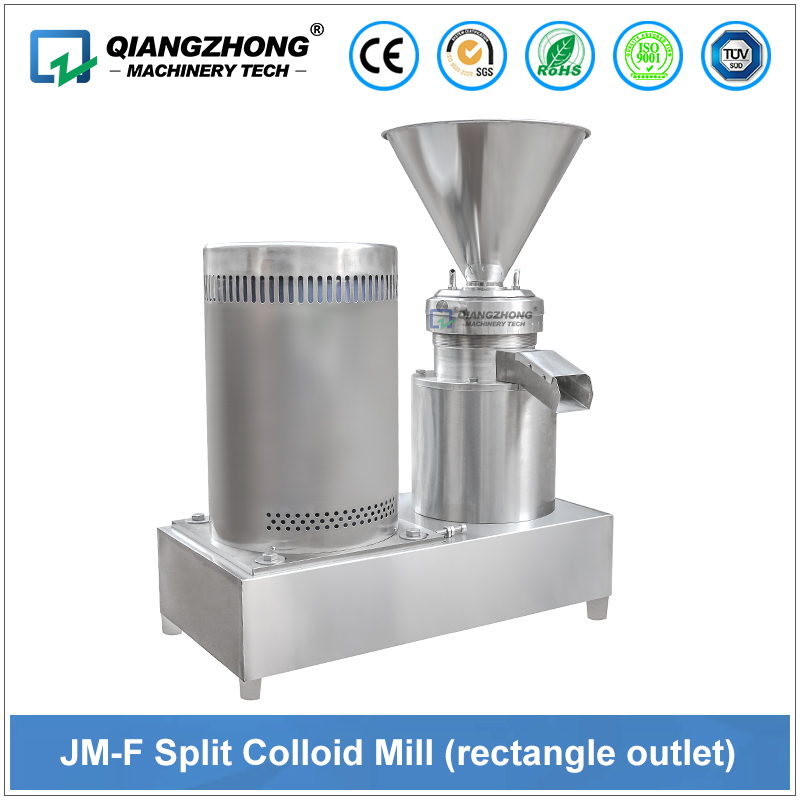 JM-F Split Colloid Mill (rectangle outlet)