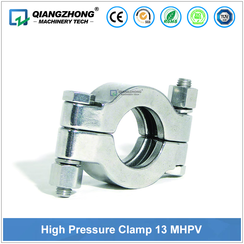 High Pressure Clamp 13 MHPV