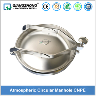 Atmospheric Circular Manhole CNPE