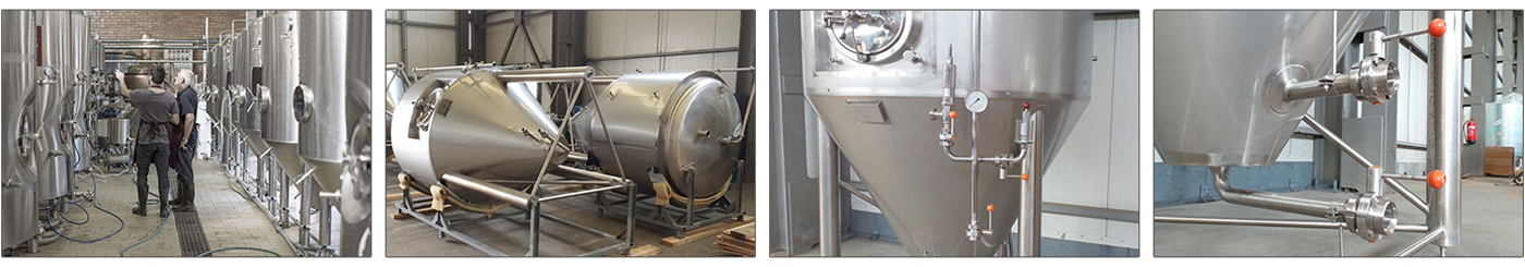 Beer line production equipment